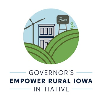 Governors Empower Rural Iowa Logo