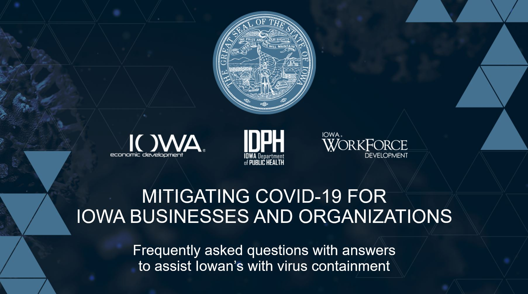 Mitigating COVID-19 for Iowa Businesses