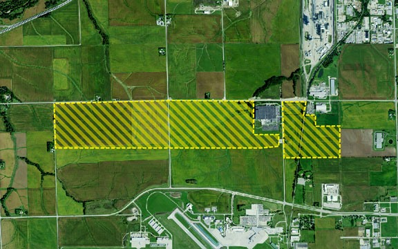 Cedar Rapids Land plot image