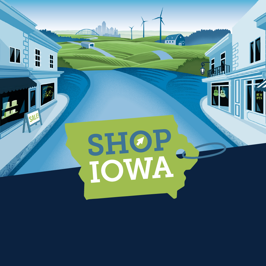 Where Shop Iowa Started